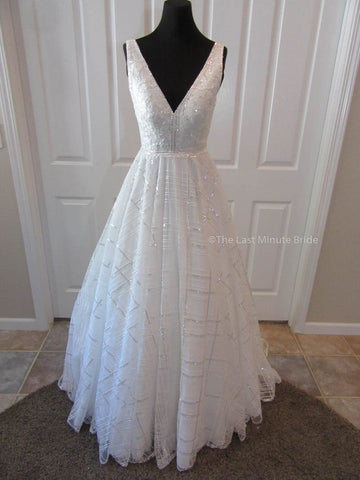 Made to Order Bridal Gown Julie by The Last Minute Bride (Made to Order 2-34)