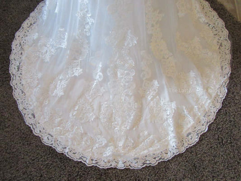 Brooklyn by The Last Minute Bride (Made to Order Size 0 - 34)