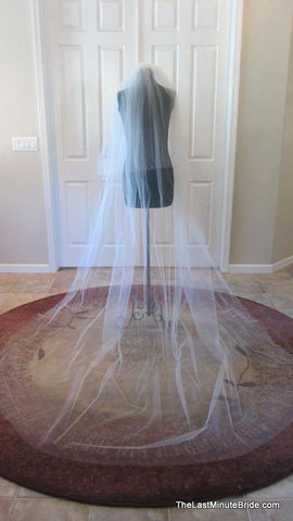 The Last Minute Bride Veil Collection Style: 37-2852