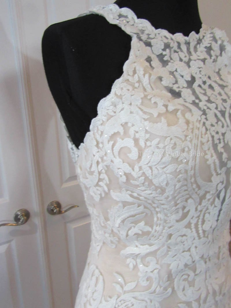 The Last Minute Bride Style: Chloe (In Stock Sizes)