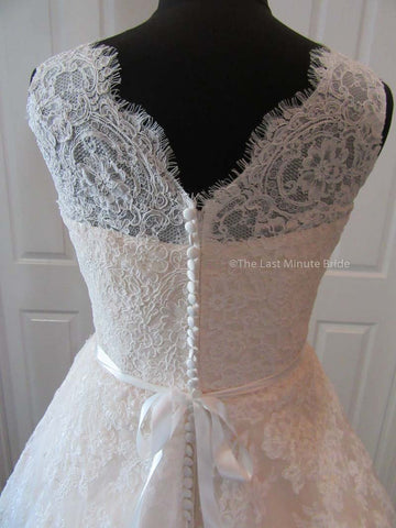 Bella by The Last Minute Bride (Made to Order Size 2 - 34)