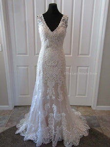 The Last Minute Bride Chloe Marie (In Stock Sizes)