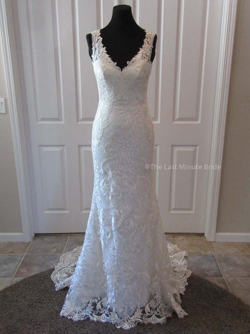 Emilia Marie by The Last Minute Bride (Made to Order 2-34)