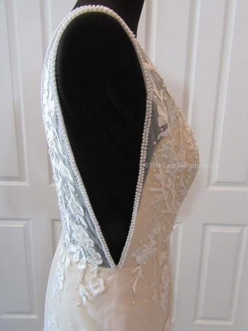 Harlow by The Last Minute Bride (Made to Order 2-34)