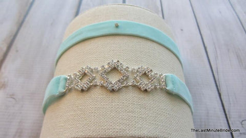 Bridal Garter Style : Crazy Love (set)