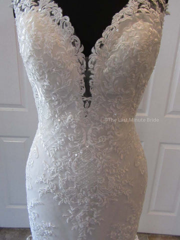 Isabella by The Last Minute Bride (Made to Order Size 2 - 28)