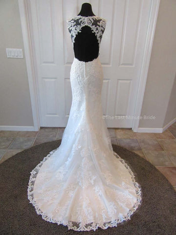 The Last Minute Bride Isabella (In Stock Sizes)