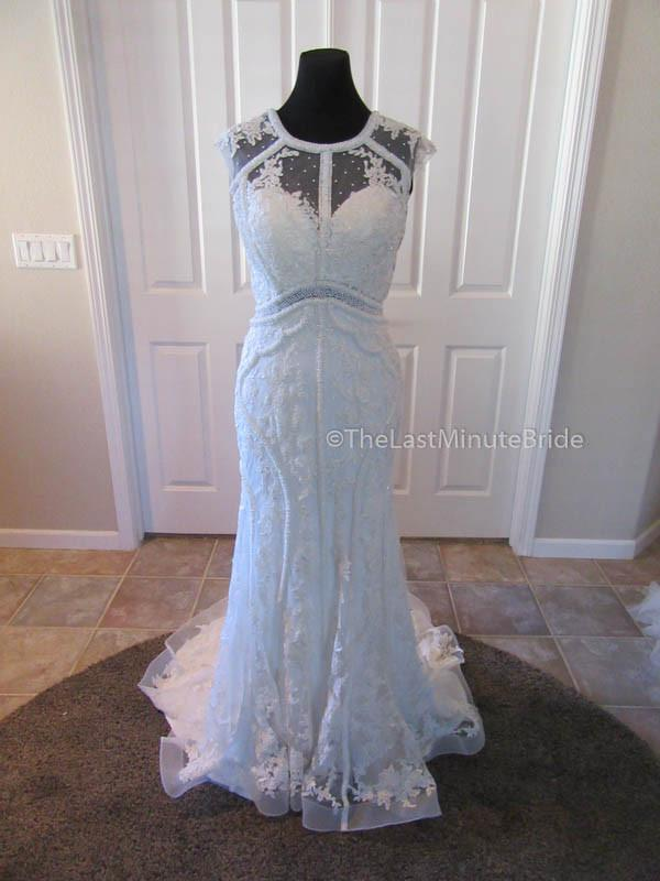 Jacquelin Exclusive Anne 19018 Ivory size 10 sold out - The Last ...