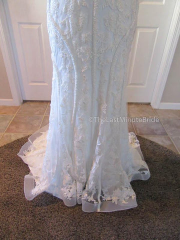 Jacquelin Exclusive Anne Size 6 Ivory