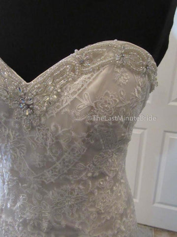 Jacquelin Exclusive Heather 19034 size 12