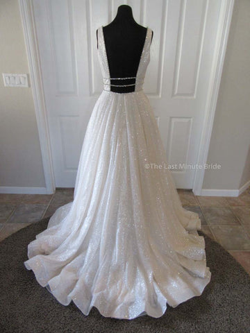 Kennedy by The Last Minute Bride (Made to Order Size 0 - 34)