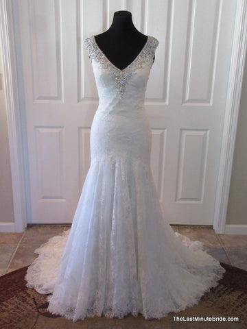 Ella rosa by kenneth winston be312 the last minute bride for Last minute wedding dress