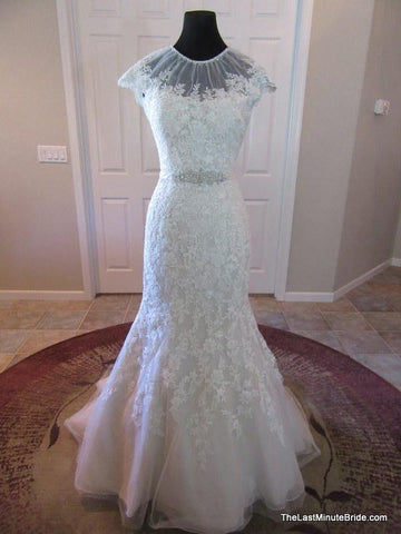 100% Authentic Madison James MJ10 Wedding Dress