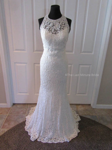 100% Authentic Madison James Style MJ18 Wedding Dress