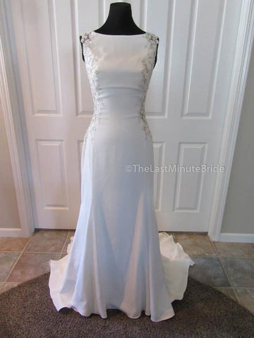 100% Authentic Maggie Sottero Andie 6MS768 Wedding Dress