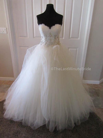 100% Authentic Maggie Sottero Aracella Wedding Dress