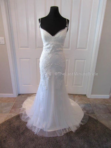 Sheath Silhouette Wedding Dress