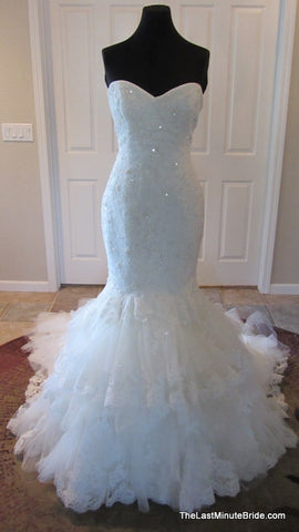 100% Authentic Maggie Sottero Adalee Wedding Dress