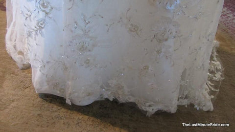 Maggie Sottero Odette 4MW008 (multiple sizes/color available)