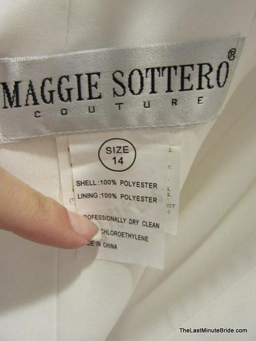Maggie Sottero Primrose 3MN770 sold out