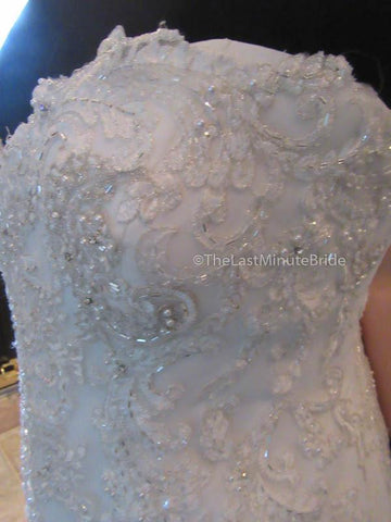 46.0 Waist Wedding Dress