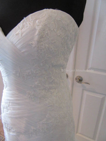 41 Bust Wedding Dress