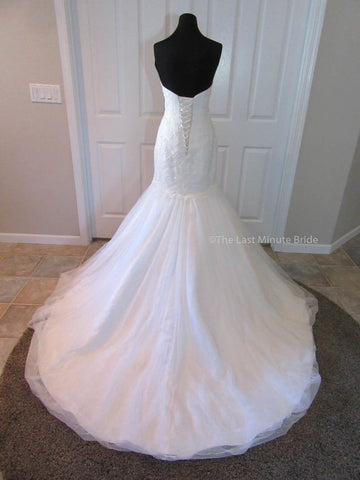 Maggie Sottero Haven 4MT892 Size 14