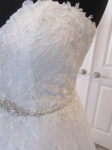 45.0 Bust Wedding Dress