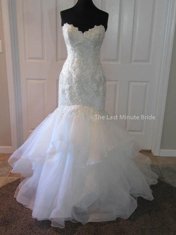Maggie Sottero Malina 6MW181 size 12 sold out