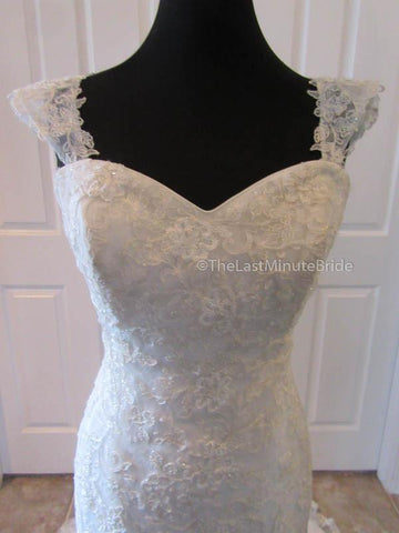 31.0 Waist Wedding Dress