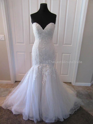 Miranda 6MS267 Wedding Dress