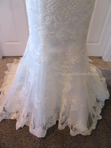 Maggie Soterro Designer Wedding Dress