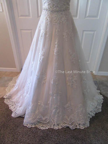 Size 16-18 Wedding Dress