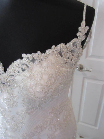 43.0 Bust Wedding Dress