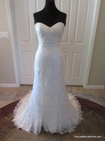 100% Authentic Maggie Sottero Fredricka Wedding Dress