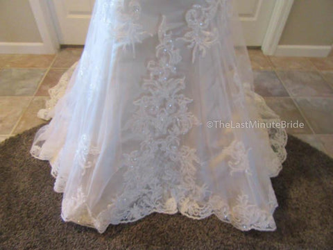 Maggie Sottero Rachelle Size 14 - sold out