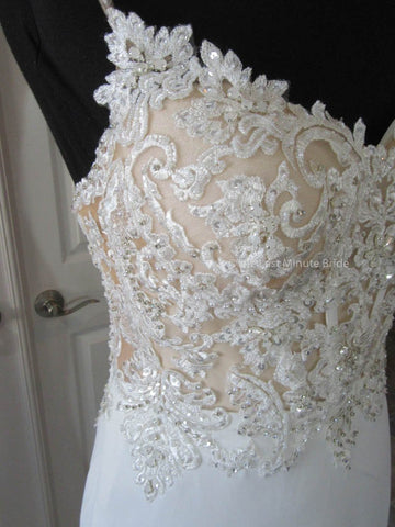 May Style Wedding Dress
