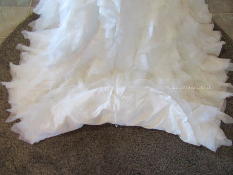 Color Silver Wedding Dress
