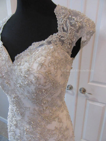 40.0 Hips Wedding Dress