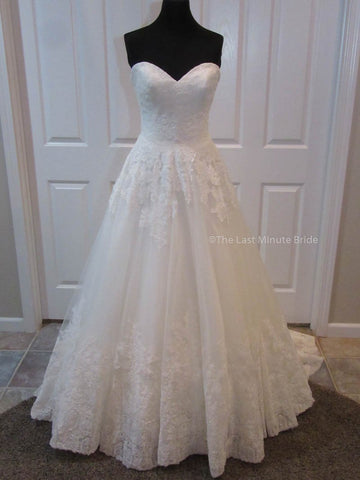 100% Authentic Mori Lee 2674 Wedding Dress