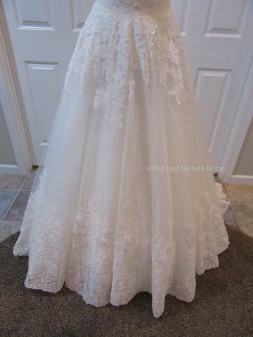 Mori Lee Designer Wedding Dress