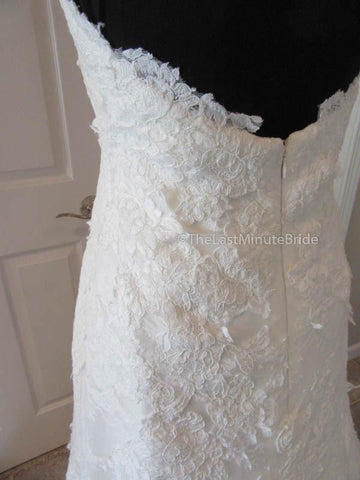 44.0 Bust Wedding Dress
