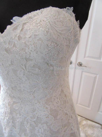 42.0 Bust Wedding Dress