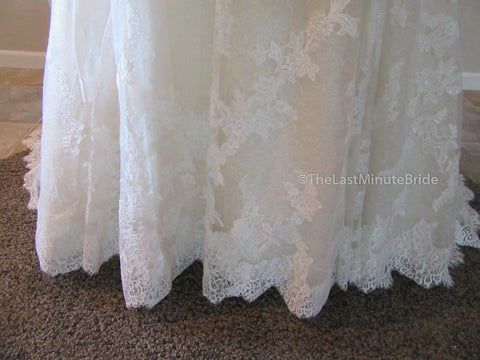 Color Off White Wedding Dress