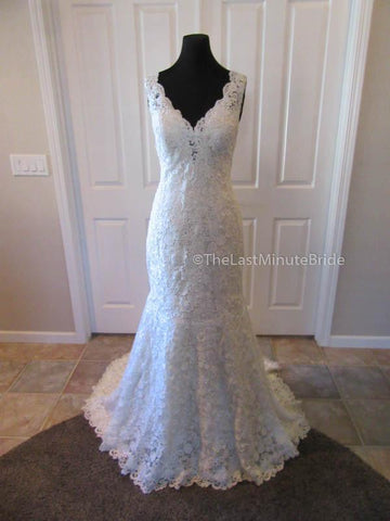 Rebecca Ingram by Maggie Sottero Style Hope 7RS301 Size 4