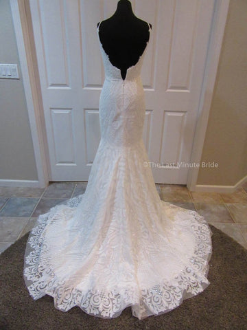 Size 0-6 Wedding Dress