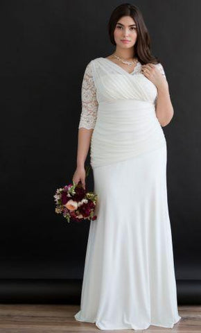 100% Authentic Selma from The Last Minute Bride