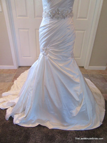 36.0 Hips Wedding Dress