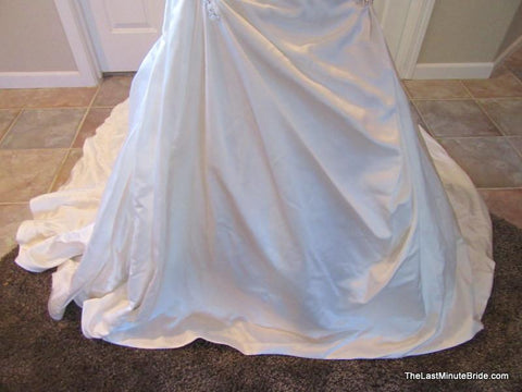 Sophia Tolli Designer Wedding Dress