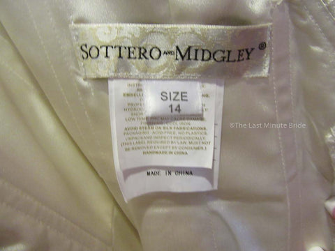 Sottero & Midgley Ellington 7SS388